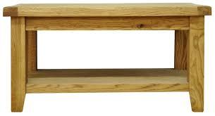 rustic oak coffee table coffee l tables stanton 850mm rustic oak coffee table with