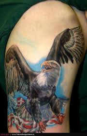 88 best eagle tattoos images on pinterest american tattoos