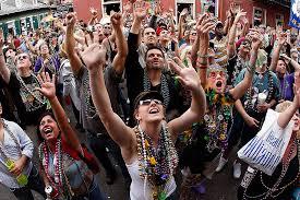 mardi gras men arrested for voyeurism at mardi gras parade