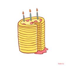 imagen de birthday cake and gif yo que se pinterest