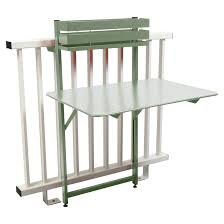 fabriquer une table pliante table balcon bistro table pliante pour balcon