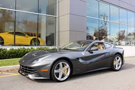 Ferrari F12 Grey - 10 most luxurious cars in the world 2016 ary zauq official