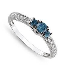 beautiful wedding ring sapphire and beautiful engagement ring in white gold