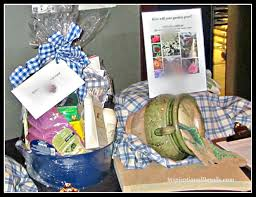 Gardening Basket Gift Ideas by Auction And Basket Item Ideas U2013 Part Iii Miscellaneous