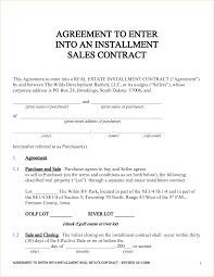 Free Real Estate Contract Templates by Sales Contract Template Cyberuse