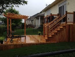 Decking Pergola Ideas by Deck Pergola Ideas Jbeedesigns Outdoor Specifications Of Deck