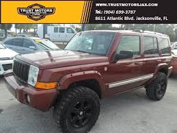 jeep commander 2015 553036 2007 jeep commander trust motors used cars for sale