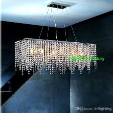 Industrial Crystal Chandelier Modern Crystal Chandelier Lighting For Dining Room Led Crystal