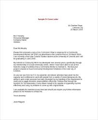 cv cover letter custom writing company responsibility by sle project