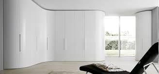 White Fitted Bedroom Furniture Alfa Curve Fitted Bedroom Furniture Wardrobes Uk Lawrence