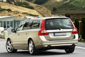 the all new v70 more luxurious sportier and versatile volvo