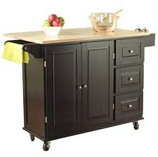 Wheeled Kitchen Islands Amazon Com Tms Kitchen Cart And Island This Portable Small