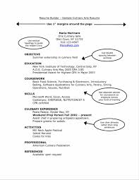 cover letter maker free skills resume creative resume generator culinary skills cover