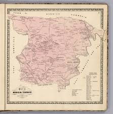 Map Of Lancaster County Pa Manheim Township Lancaster County Pennsylvania David Rumsey