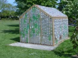 How To Make A Shed Out Of Wood by How To Build A Greenhouse Made From Plastic Bottles Dengarden