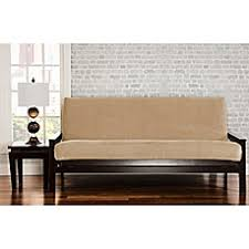 futon covers u0026 furniture slipcovers bed bath u0026 beyond