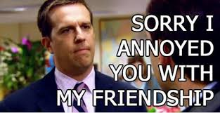 Friend Request Meme - how i feel when someone on facebook doesn t confirm my friend