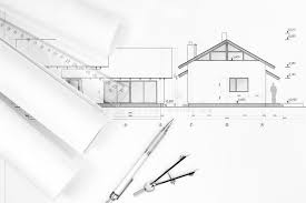free architectural plans architecture plans and drawing stock photo image 39324637