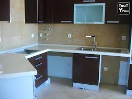 mesure de cuisine table cuisine sur mesure photos de conception de maison plan travail