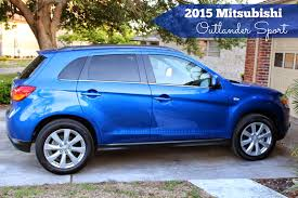 mitsubishi outlander sport 2015 thanks mail carrier style safety and power 2015 mitsubishi