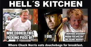 Hells Kitchen Meme - gordon ramsay dump just because i have a thing for gordon ramsay