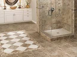 Ceramic Tile Bathroom Designs Ideas by Bathroom Flooring Options Realie Org