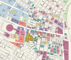 New Orleans Neighborhood Map by New Orleans Luxury Apartment Community South Market District