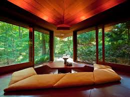 frank lloyd wright home interiors original frank lloyd wright secluded home w vrbo