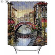 online buy wholesale country style shower curtain from china