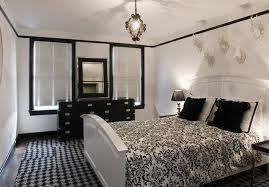 chambre avec lit noir deco chambre lit noir trendy decoration chambre gris et beige