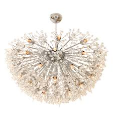 Ceiling Chandelier Image Of Great Starburst Chandelier Lighting Pinterest