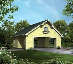 Garage Apartment Efficient 3 Car Garage Apartment Plans