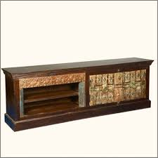 Media Console Tables by Decoration Ideas Outstanding Room Decoration With Teak Wood Media