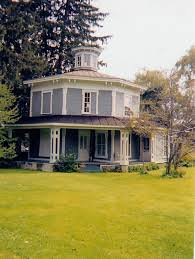 the octagon house barneveld ny by jacob wicks 1852 updated