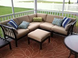 Outdoor Sofa Sectional Set Sandhill 7 Outdoor Sofa Sectional Set Seats 28 Images Sandhill