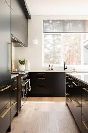 used kitchen cabinets hamilton new this week 7 stylish kitchens with bold black cabinets