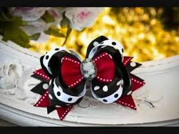 different types of hair bows my top 14 favorite hair bow makers