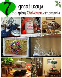 unique ways to display ornaments marchetti sandpaper