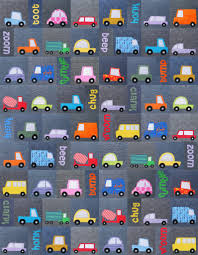 beep beep cars and trucks quilt pattern u2013 shiny happy world