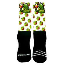 Meme Socks - kermit meme socks at men s clothing store