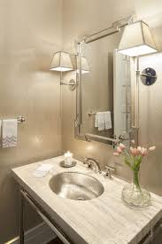 Powder Room Decor Powder Room Decor Ideas Powder Room Transitional With Sink Stand