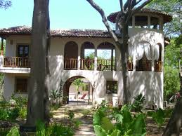 Colonial Style House by Spanish Colonial Style House Surf And Golf At Iguana Hacienda