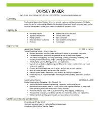 Construction Laborer Resume Examples by Tradesman Resume Molrol Com