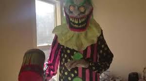 wacky mole clown halloween prop youtube