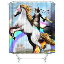 Horse Themed Bathroom Decor Articles With Rustic Horseshoe Shower Curtain Hooks Tag Horseshoe