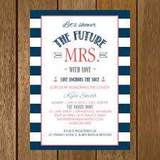 nautical bridal shower invitations 35 best s bridal shower images on nautical