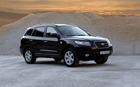 rent a hyundai santa fe hyundai santa fe automatic car hire in crete eurodollar rent a car