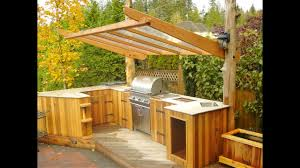 90 outdoor kitchen and grill desing ideas 2017 small and big