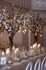 Winter Wedding Centerpieces The 25 Best Winter Wedding Decorations Ideas On Pinterest