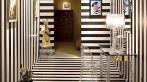 black and white stripes new home interior design trends youtube